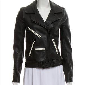 ALC leather Jacket S
